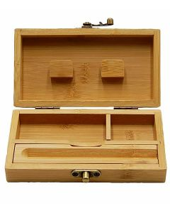 Bamboo Rolling Box