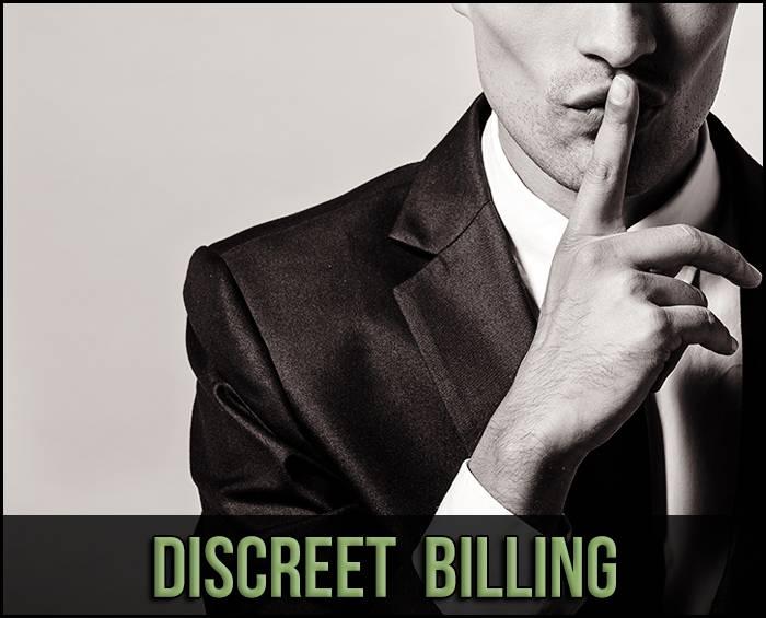 discreet billing