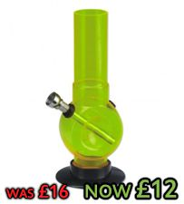 cheap rasta bong